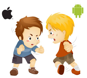 Image of android-vs-ios
