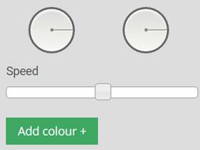 CSS gradient animation image